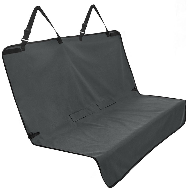 car bench seat covers - frisco gray