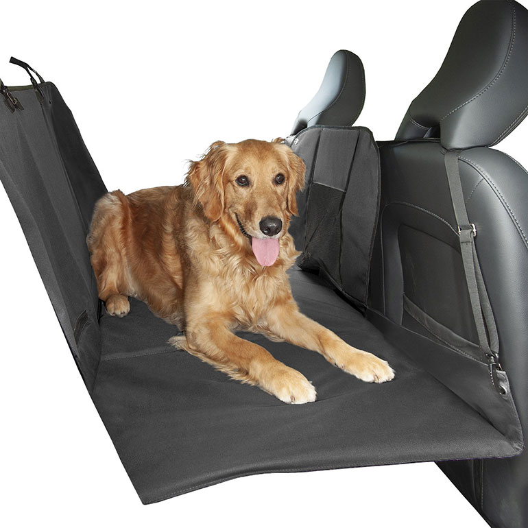 dog car seat cover and barrier