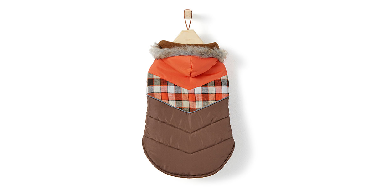 fashion for dogs and cats - puffer coat