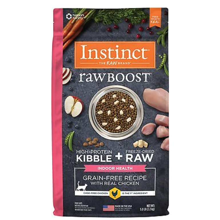 raw cat food - instinct raw boost