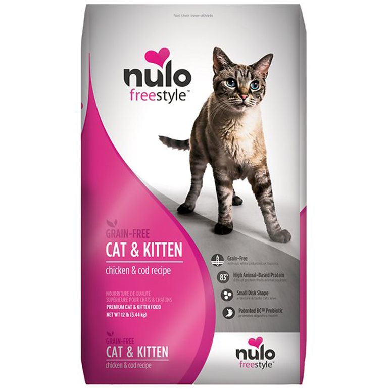 high quality cat food - nulo
