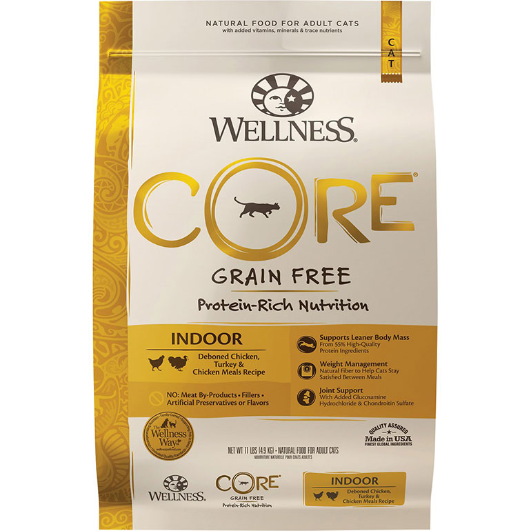 Sentinel Flavor Wellness CORE Grain-Free Indoor Formula Dry Cat Food