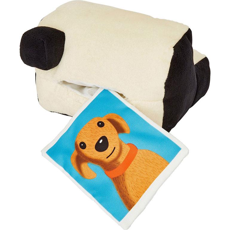 dog christmas gifts - retro dog toys