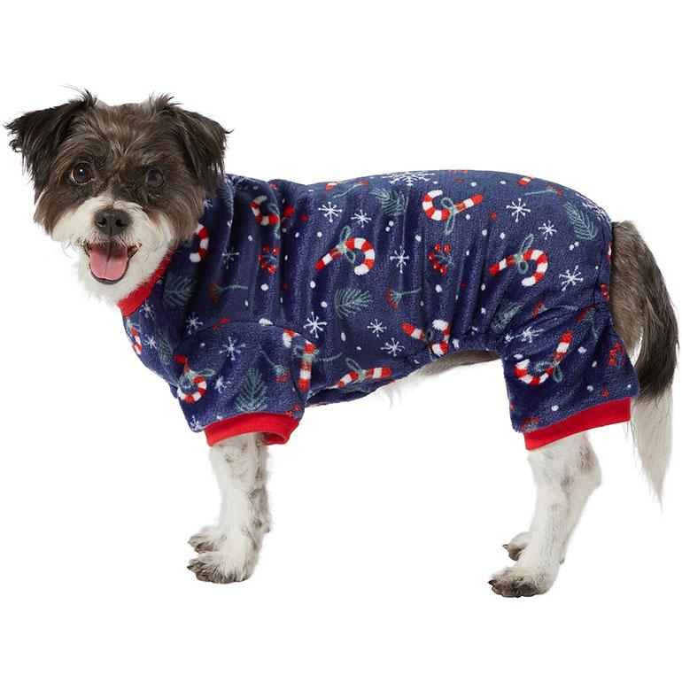 dog christmas gifts - doggy pjs