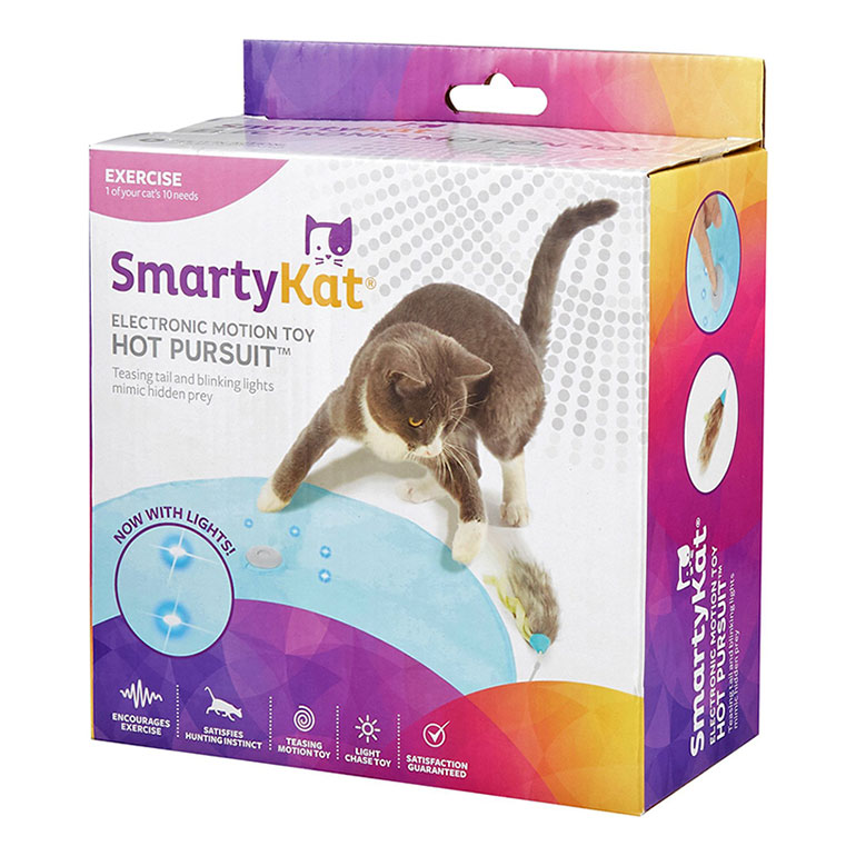 christmas gifts for cats - interactive toy