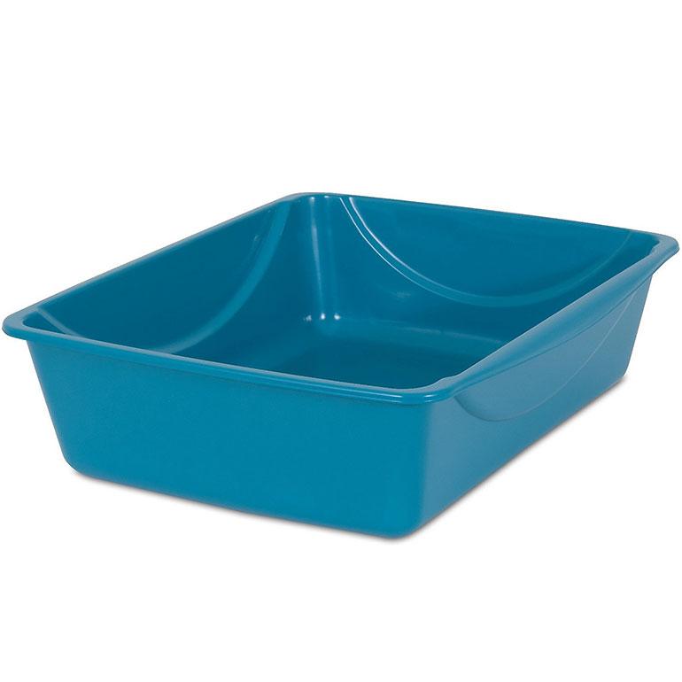 best cat litter box - petmate litter pan