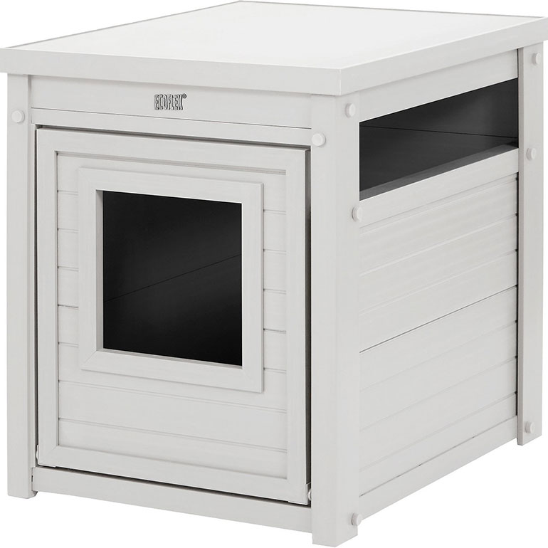 litter box furniture  - end table