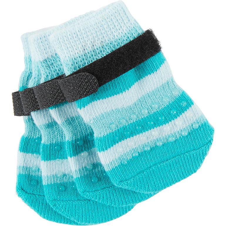 Frisco Colorblock Dog Socks