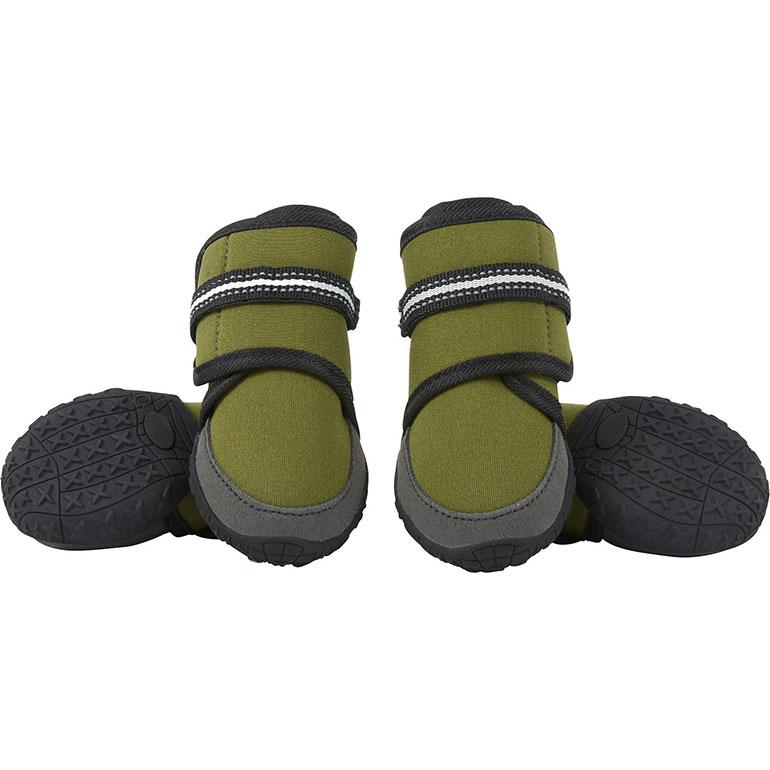 Frisco Anti-Slip Wrap Dog Boots