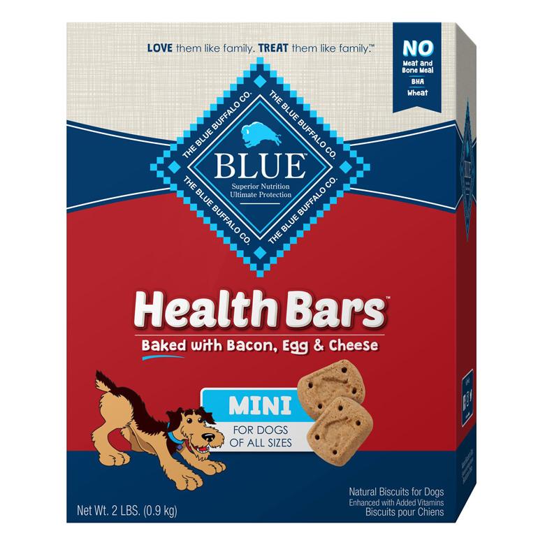 Blue Buffalo Mini Health Bars for Dogs