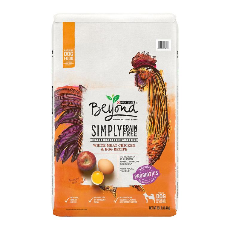 Purina Beyond Simply Dry Dog Food