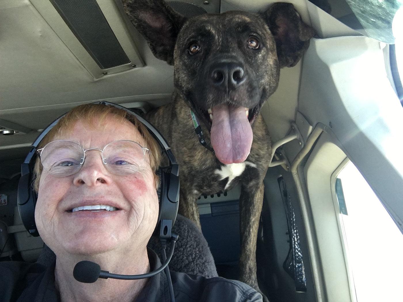 Wyoming: Peter E. Rork Flies the Pet-Friendly Skies