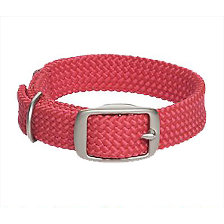 Mendota Products Double Braid Nylon Dog Collar