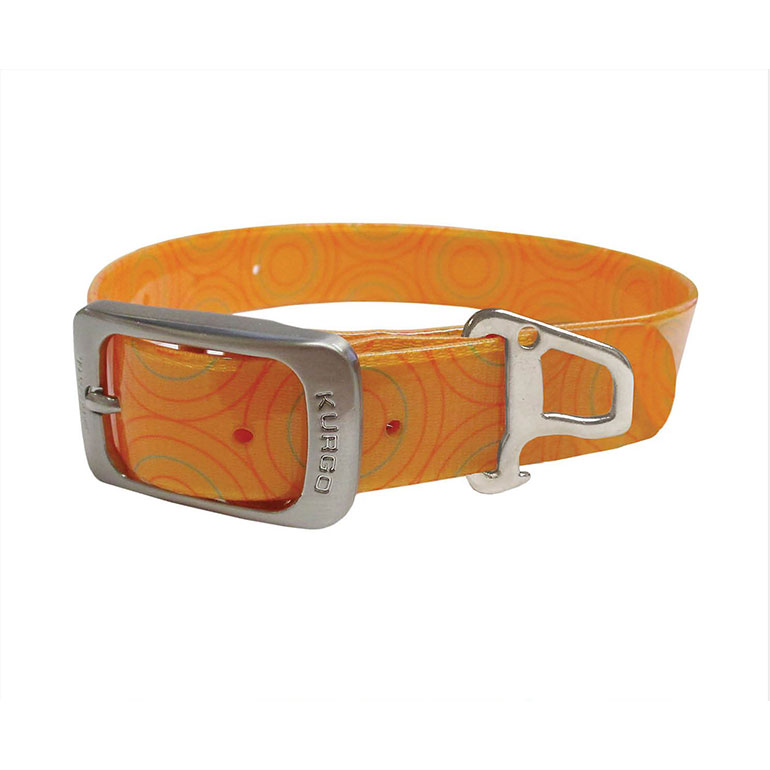 Kurgo Waterproof Muck Nylon Dog Collar