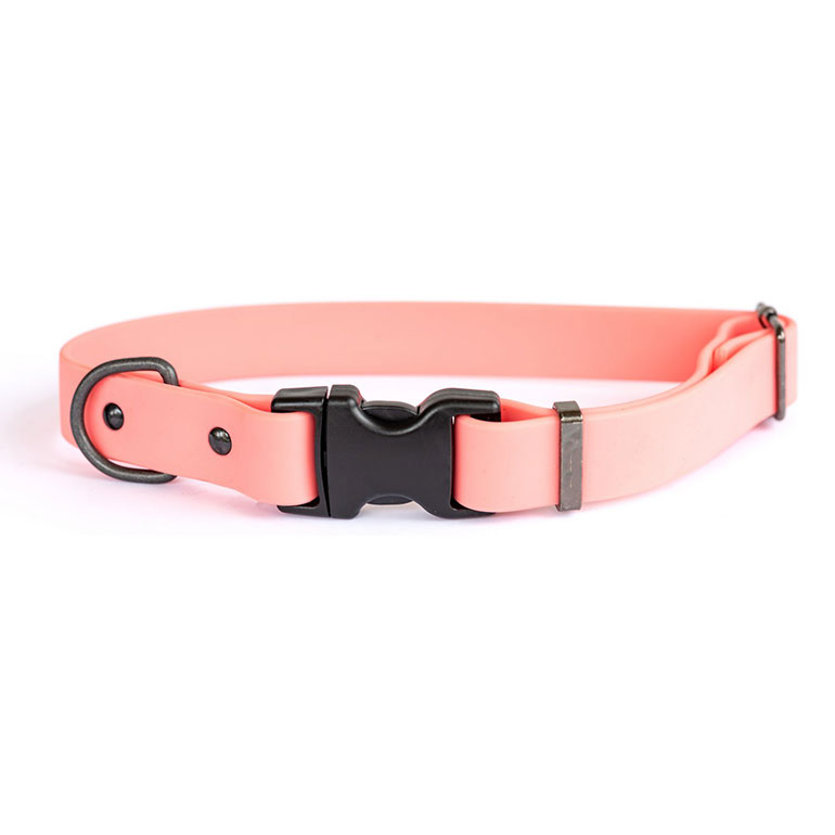 Euro-Dog Waterproof Quick Release PVC Dog Collar