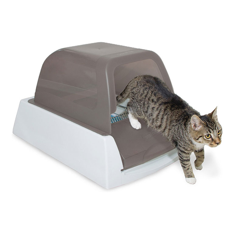 ScoopFree Automatic Cat Litter Box