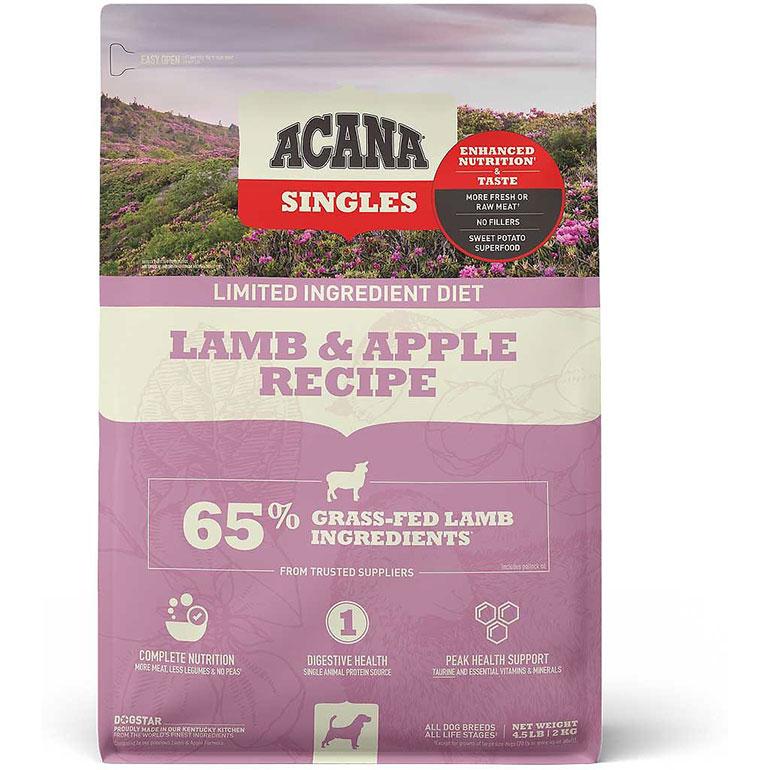 premium dog food - acana