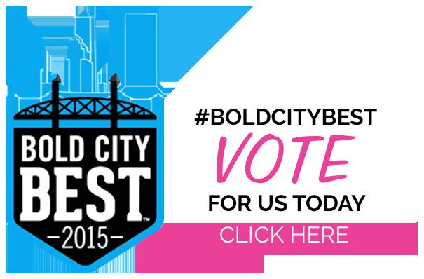 Vote Peterbrooke - Bold City Best 2015