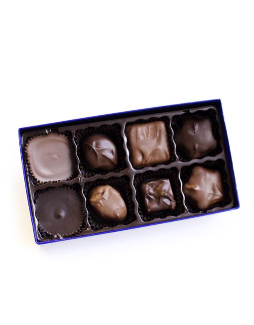 8 Piece Sugar Free Chocolate Assortment