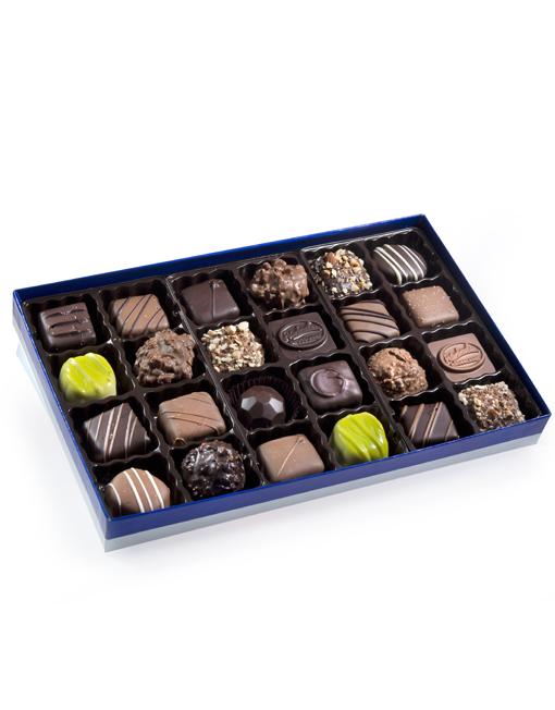 24 Piece Chocolate Assortment