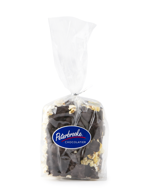 6oz Dark Chocolate Covered Popcorn