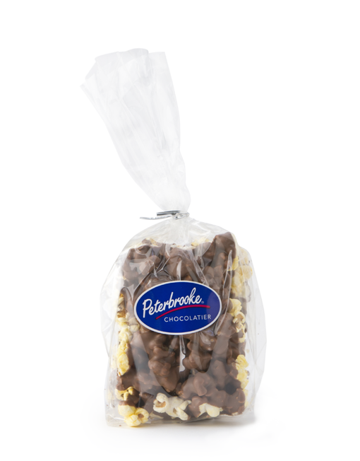 6oz Milk Chocolate Covered Popcorn
