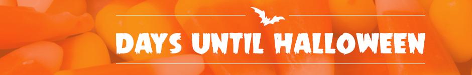 Halloween Countdown Banner