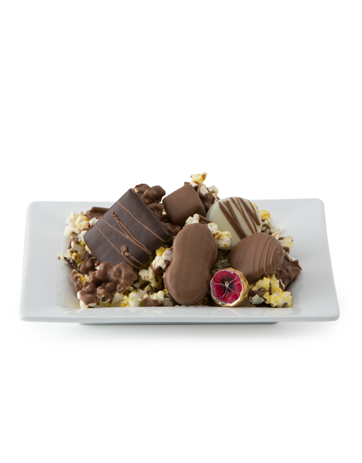 Small Assorted Chocolate Platter