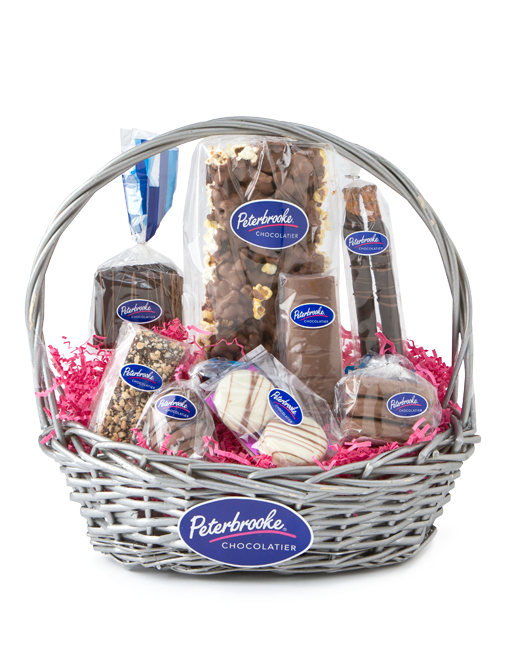 Sweet Treasures Gift Basket