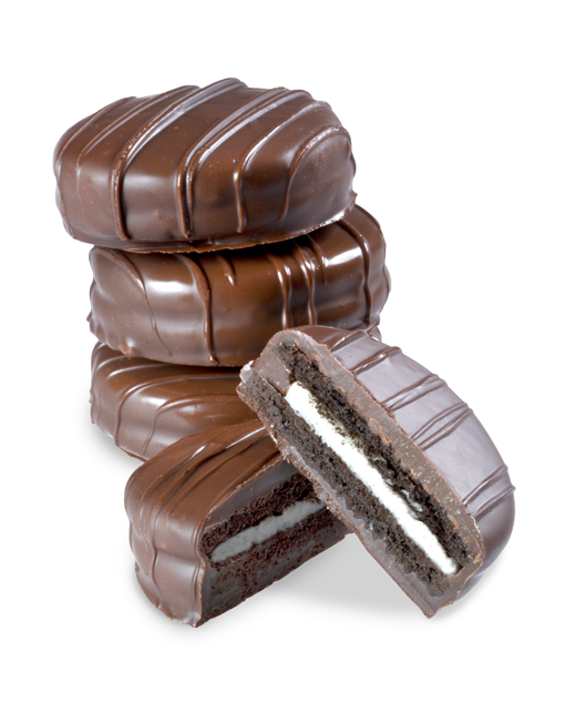 72% Dark Chocolate Covered Oreos