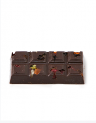 Dark Chocolate Fruit and Nut Bar