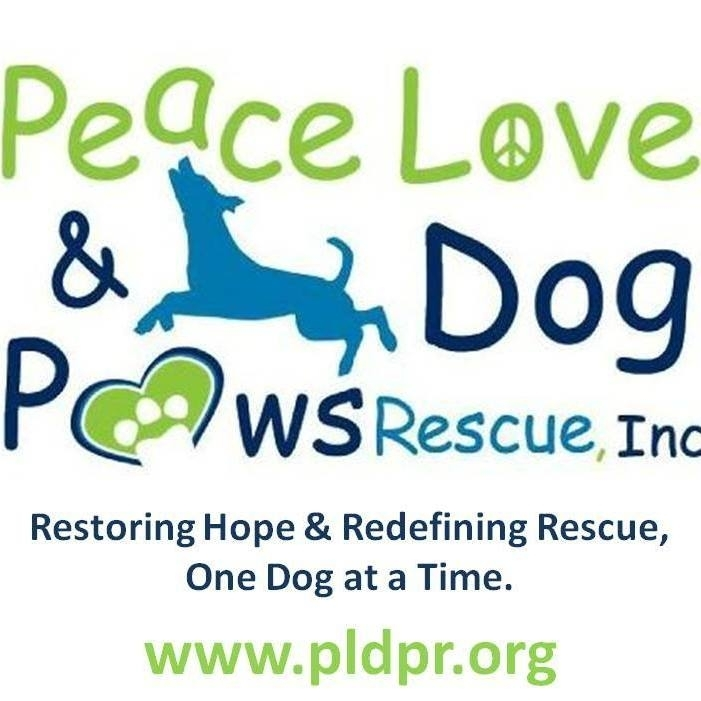Peace Love Dog Paws Rescue Birmingham