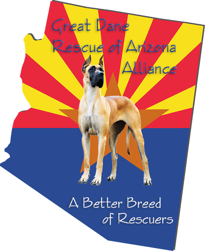 Great Dane Rescue of Arizona Alliance