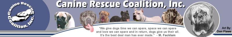 Canine Rescue Coalition (AZ Mastiff Rescue)