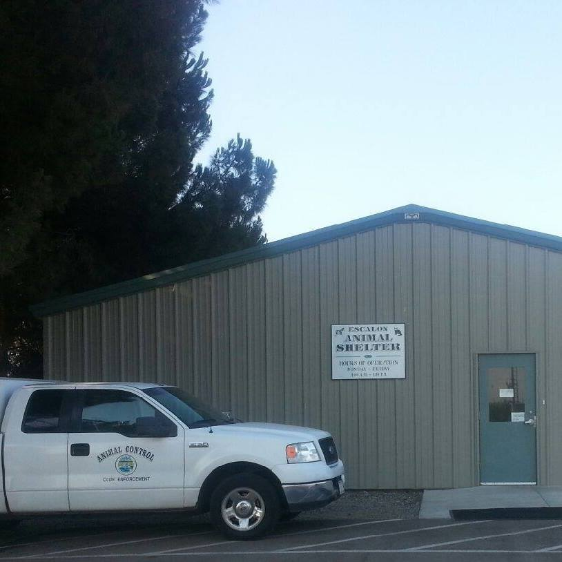ESCALON ANIMAL SHELTER