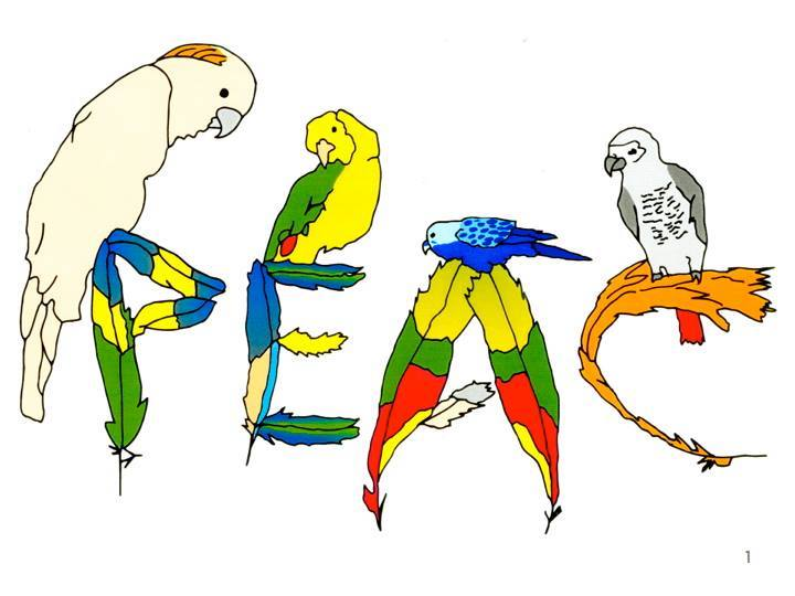 Parrot Education & Adoption Center