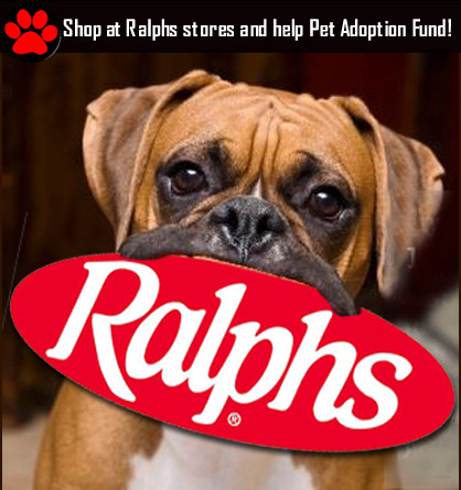 Shop at Ralphs and support us!