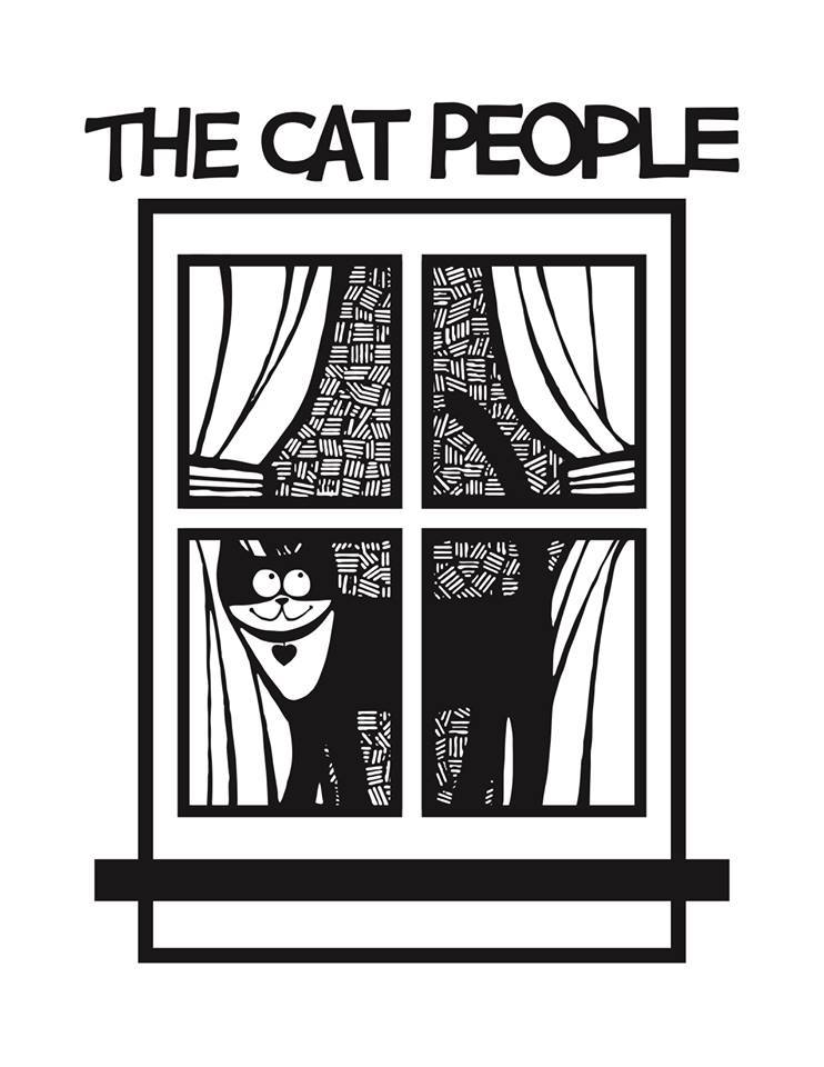 The Cat People Logo