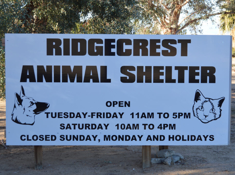 Ridgecrest Animal Care & Control
