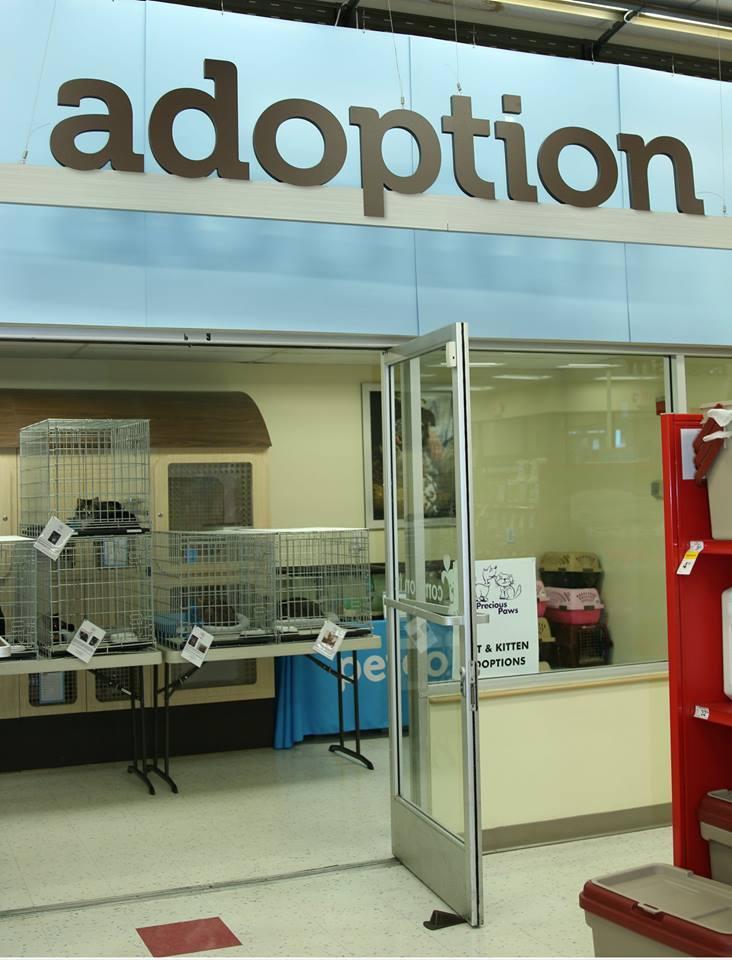 Adoption Event Location