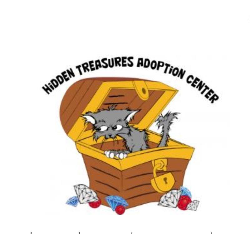 Hidden Treasures Adoption Center