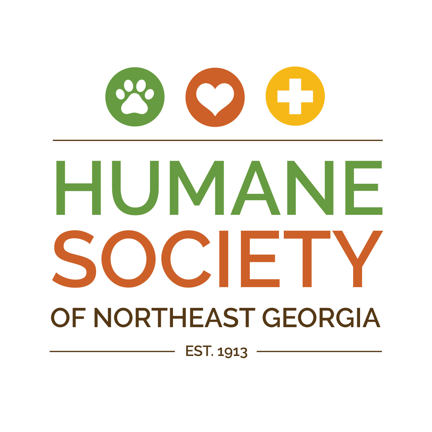 Pets for Adoption at Humane Society of Northeast Georgia, in