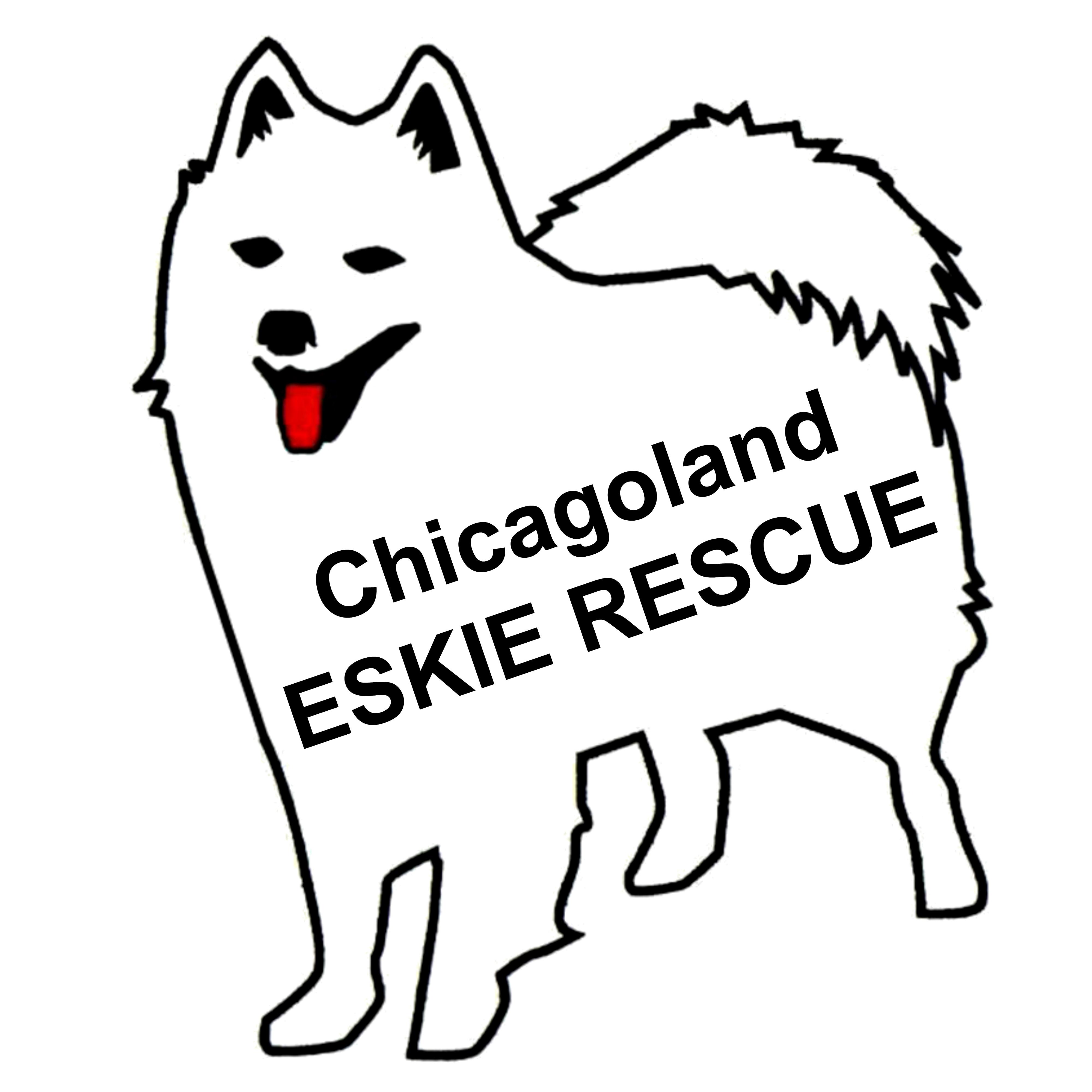 Chicagoland Eskie Rescue's Buddies