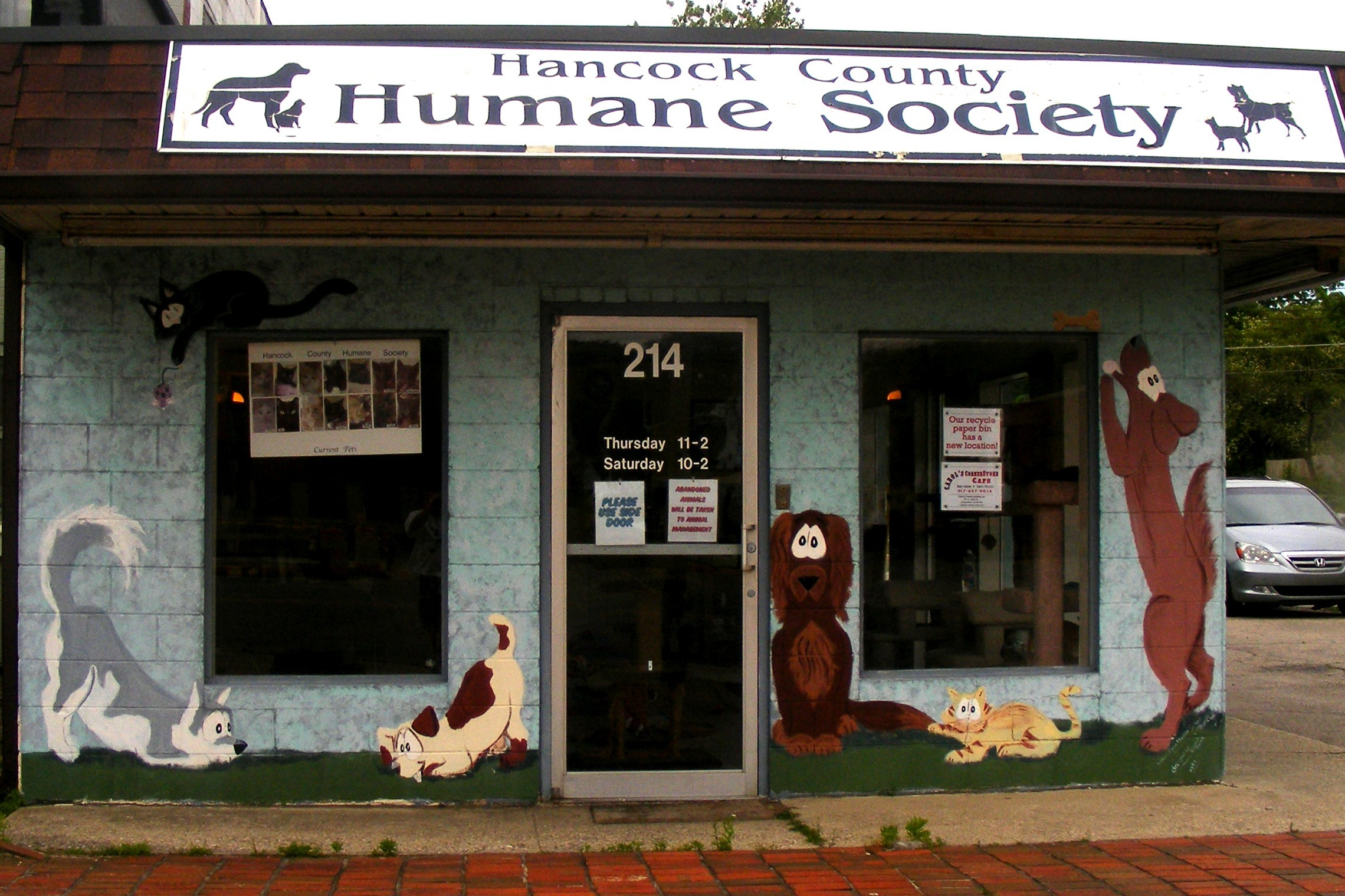 Hancock County Humane Society