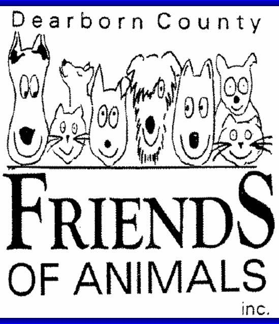 Dearborn County Friends of Animals Inc.