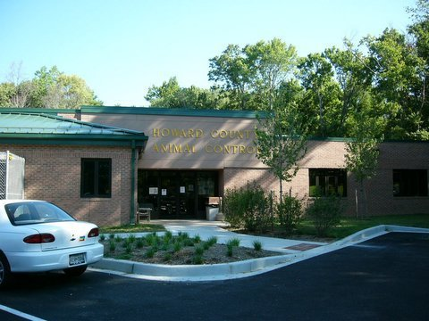 Howard County Animal Control and Adoption Center