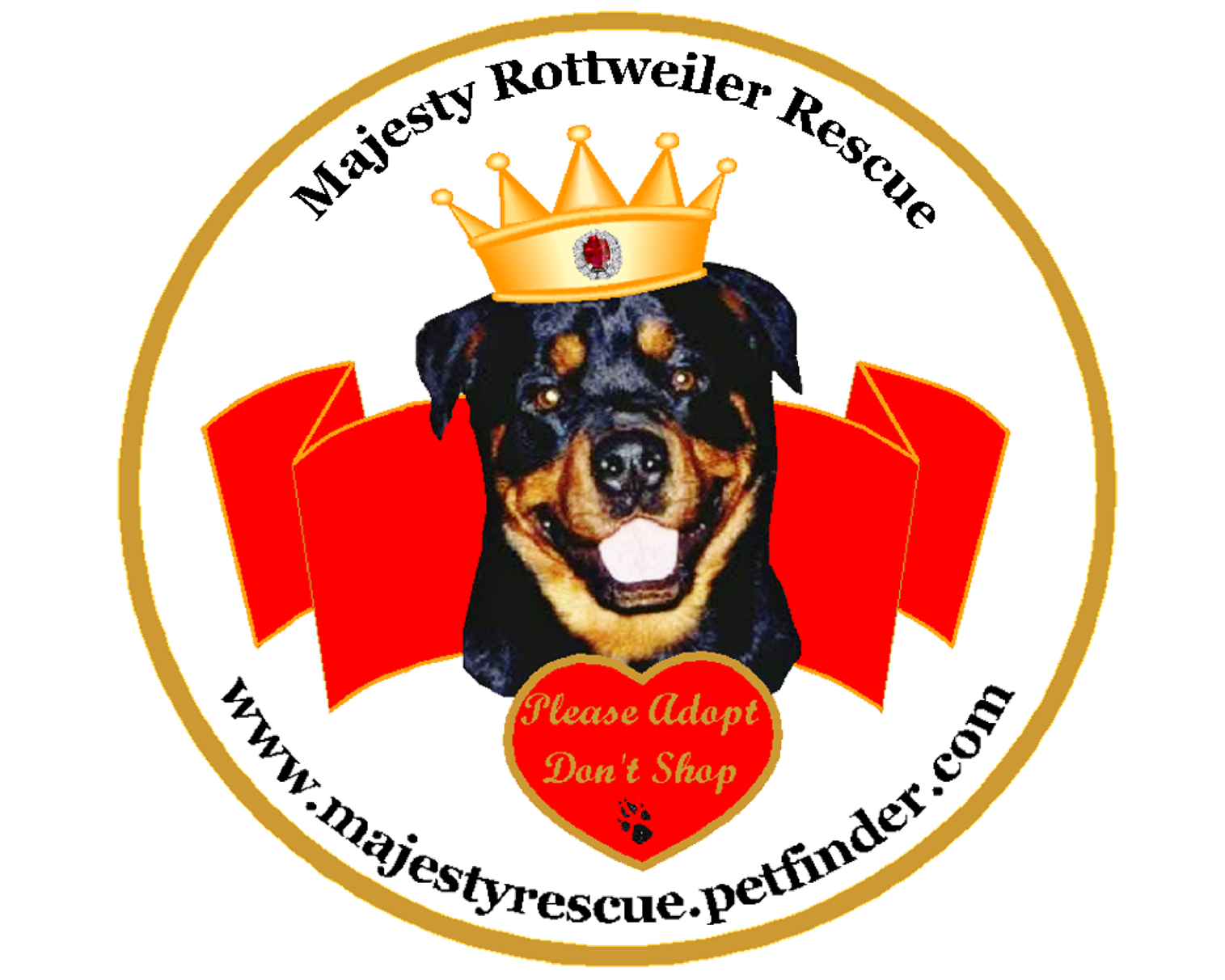 Majesty Rottweiler Rescue Inc.