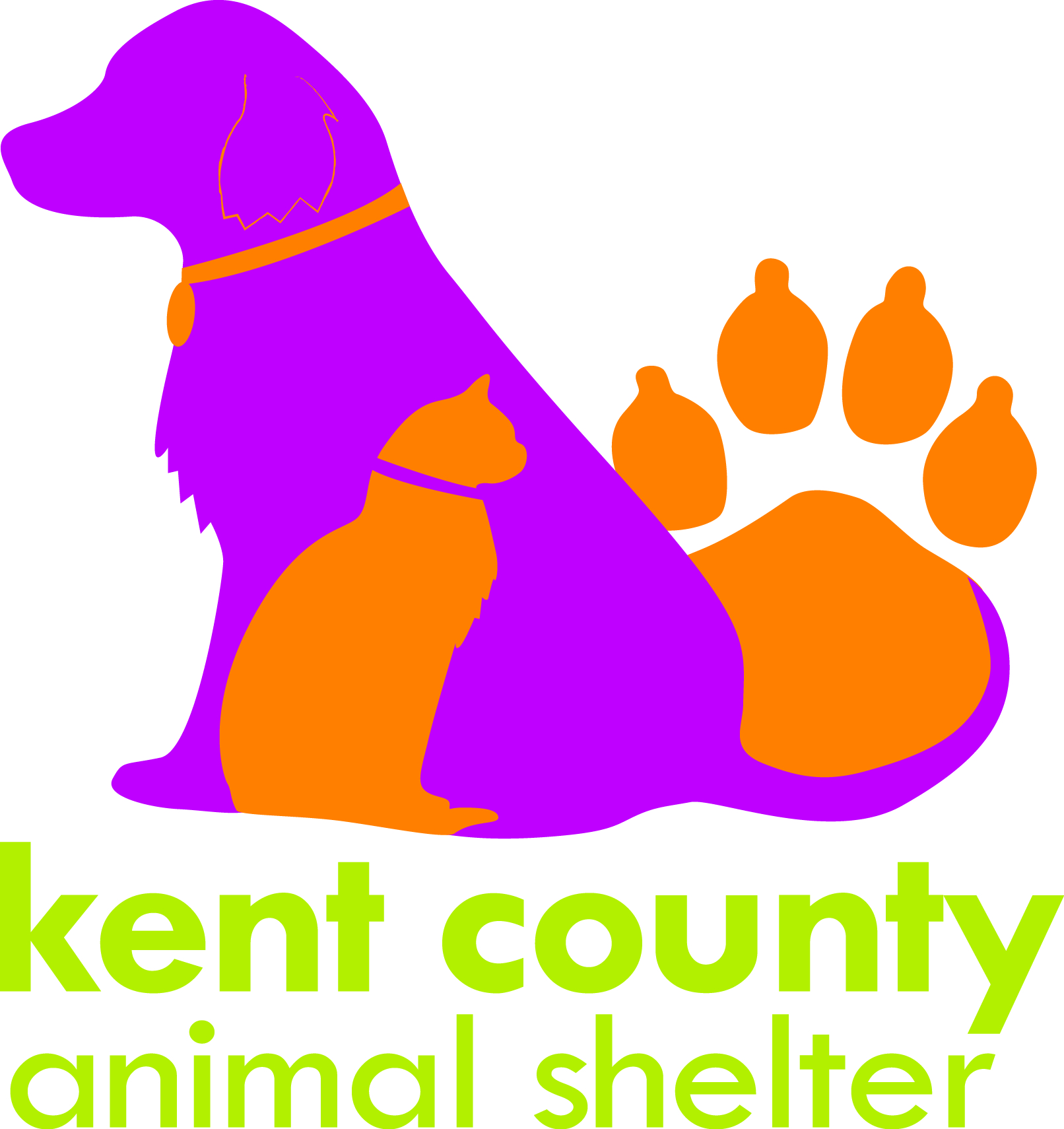 Pets for Adoption at Kent County Animal Shelter, in Grand