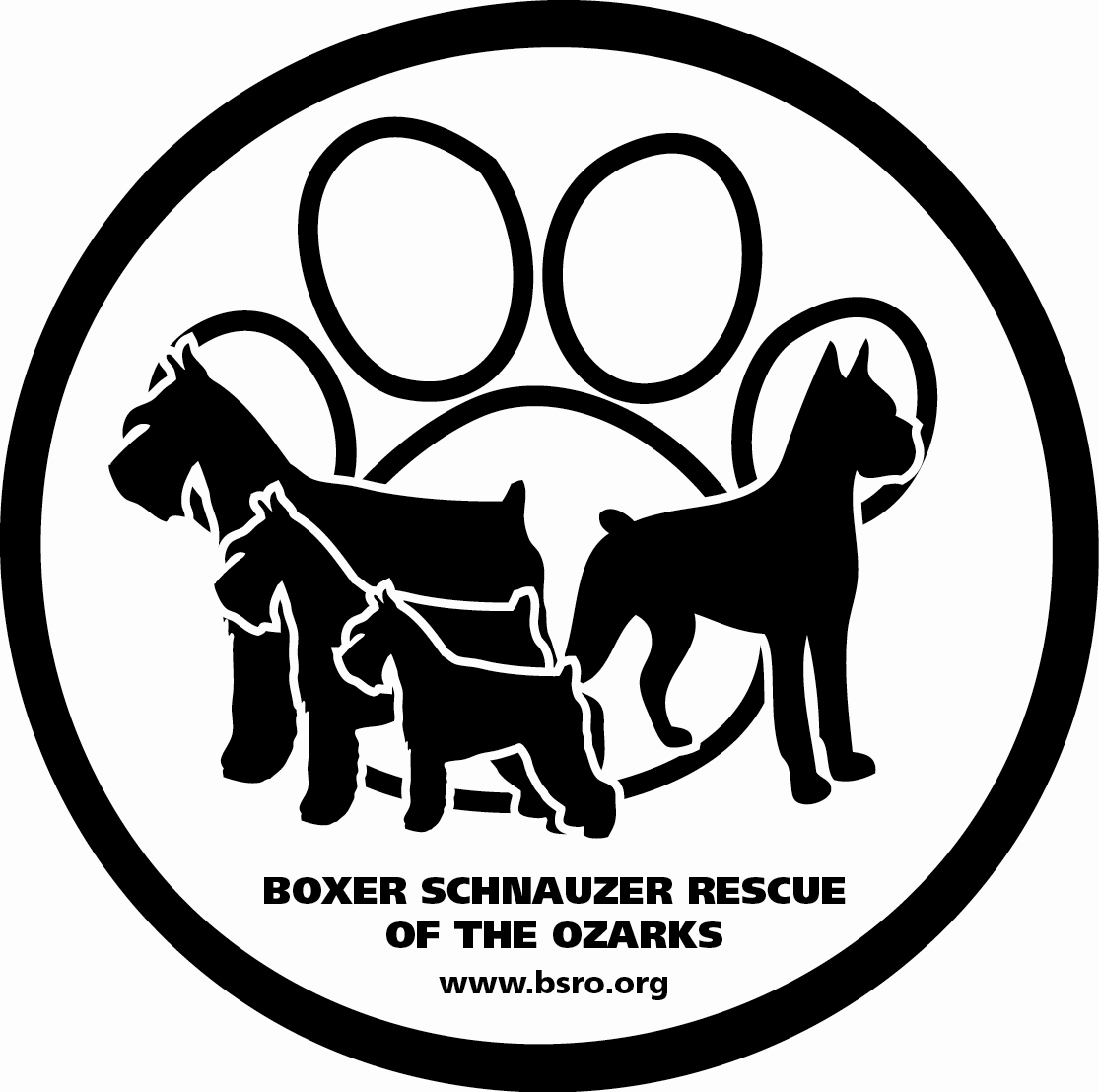 Boxer/Schnauzer Rescue of the Ozarks