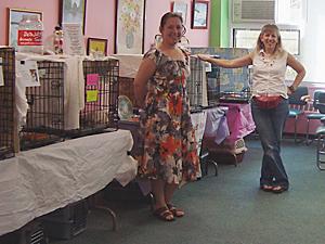 Adoption event+TNR workshop, Bronx, Oct 23.